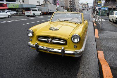 ナッシュメトロポリタン'54コンバーチブル<オリジナル>